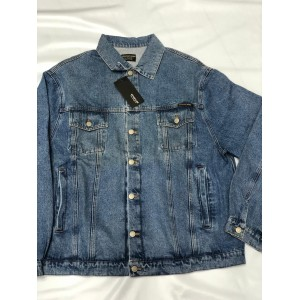GIUBBOTTO JEANS EMANUEL TAGLIE FORTI - ANDREASS  105,00€