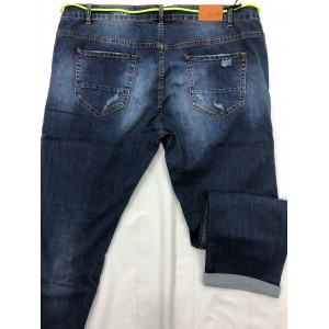 JEANS BLOCCO 38 TAGLIE FORTI - ANDREASS  125,00€