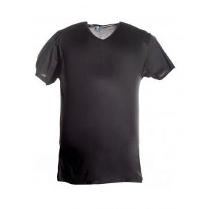 T-shirt scollo V taglie forti Maxfort  60,00€