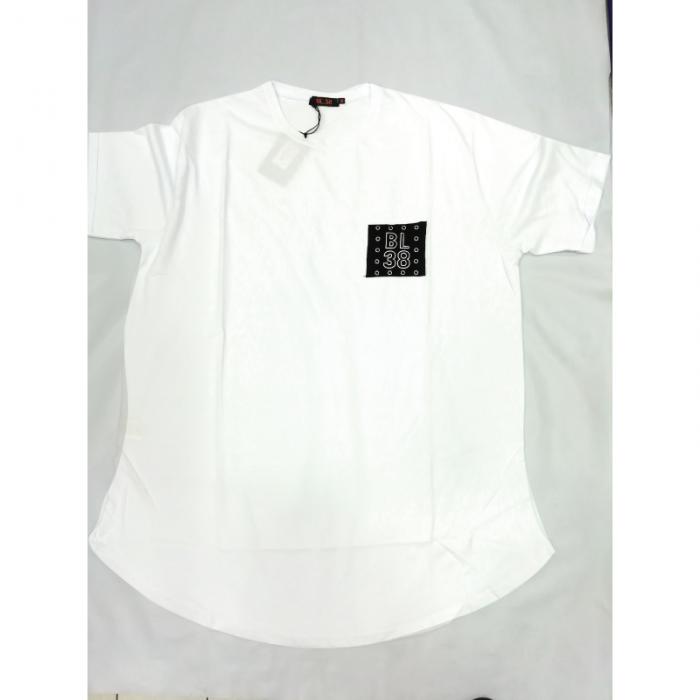 T - shirt Blocco 38 taglie comode - ANDREASS  29,90€