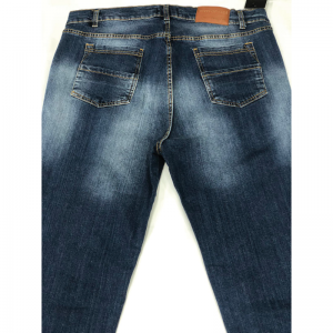 JEANS STRECHT SLIM CON STRAPPI EMANUEL C 16 - ANDREASS Emanuel Jeans 129,00 €