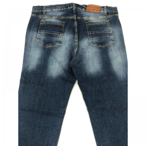 JEANS STRECHT SLIM CON STRAPPI EMANUEL C25 - ANDREASS Emanuel Jeans 129,00 €