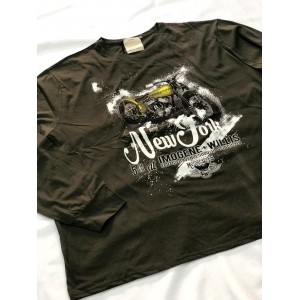 T-SHIRT MANICA LUNGA TAGLIE FORTI - ANDREASS  35,00€