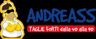 Andreass E-commerce taglie forti